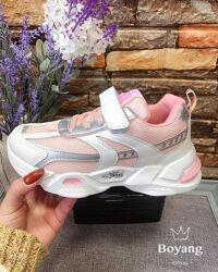 Кроссовки для девочек, девушек Boyang 9041b. 33-38 размеры.