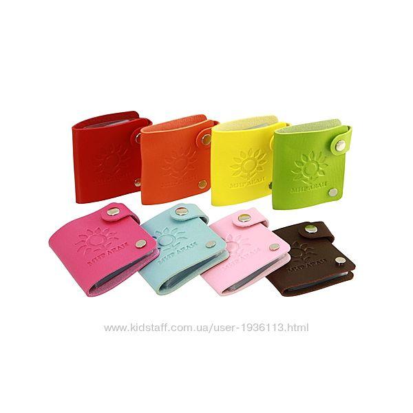 Сумочка для стемпинга на 24 диска 8 цветов