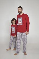 Дитячі новорічні піжами Ellen