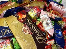 Конфеты Вкус детства на любой вкус