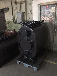 Отопительная печь Пром 2000 м3 для теплиц цехов