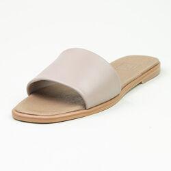 Шлепанцы Multi-Shoes цвет бежевый есть чёрные и голубые