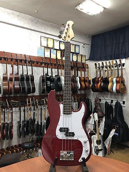 4025 Бас Гитара Идеальный вариант для Начинающих
