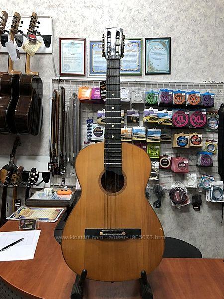 2391 Редкая 7-ми струнная Шиховская Гитара