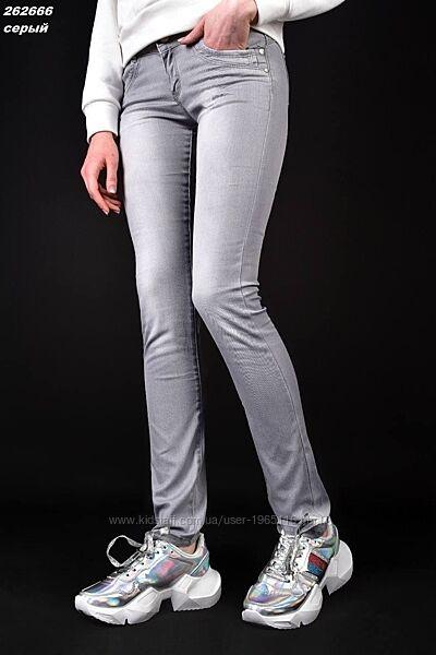 Детские/подростковые джинсы  скинни