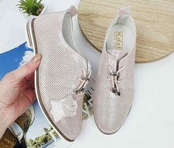 Женские туфельки