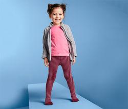 - Колготки для девочки Германия TCM, в упаковке 3 пары, стопа с махрой