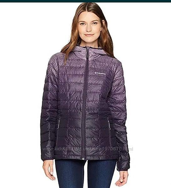Женская куртка Columbia 590 TurboDown, OMNI-HEAT