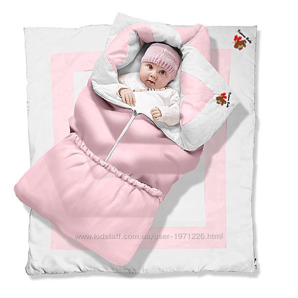 Одеяла-трансформеры Elite Ontario Baby силикон 300,