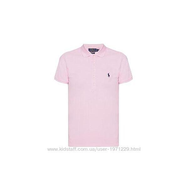 Шикарнейшая футболка поло Polo Ralph Lauren134-140-146