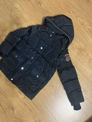Курточка тёплая осень- зима, р.116,  134