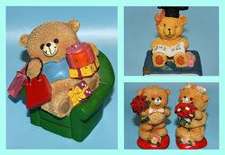 Медведь, мишка, подарок, сувенир, игрушка