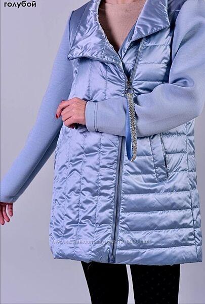 Куртка весенняя женская