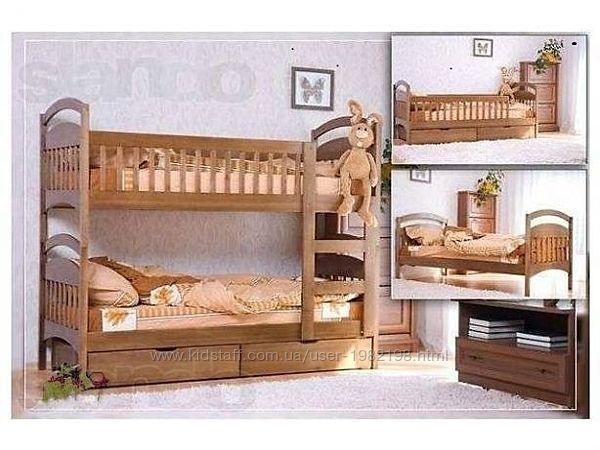 Кровать в Детскую. Для удобного И Комфортного сна.