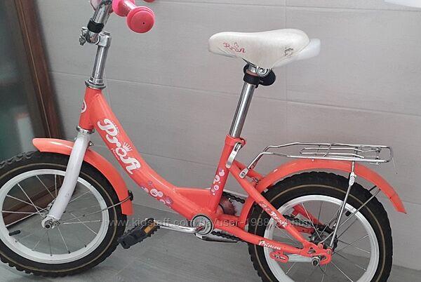 Profi велосипед для девочки