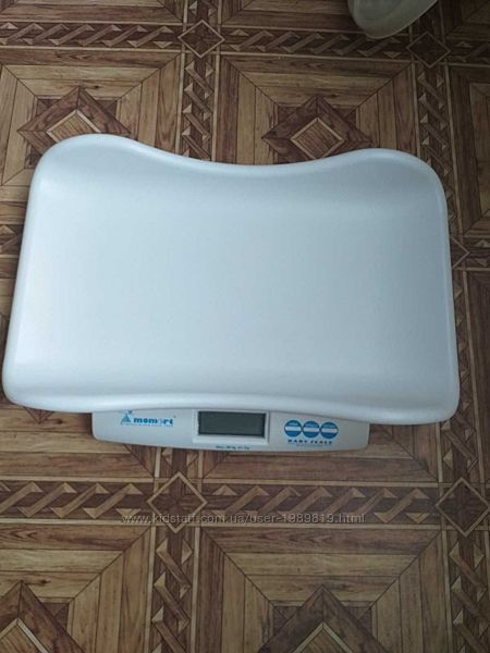 Электронные детские весы