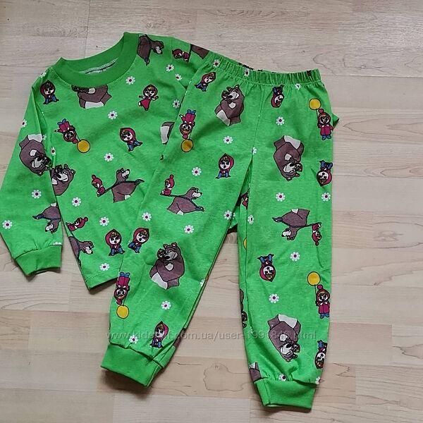 Пижама Маша и медведь