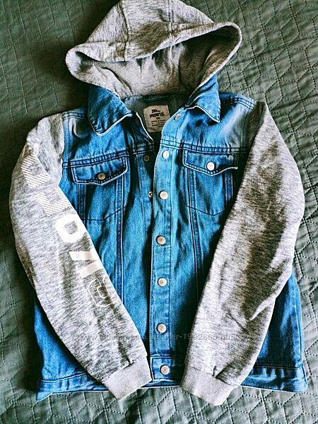Джинсовая куртка Pepperts на 146-152