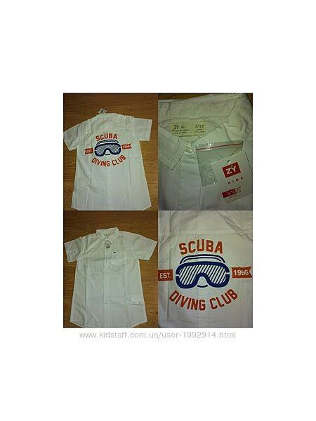 Продам рубашки  детские122,128,134-140, 146-152
