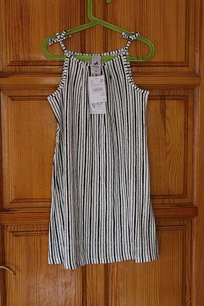 Летнее платье сарафан palomino 128 см.