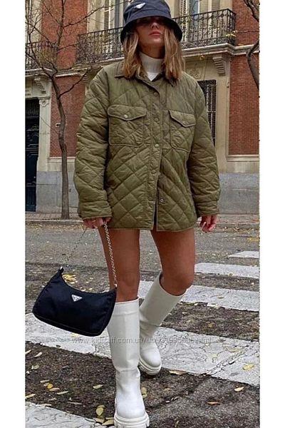 Рубашка ветровка куртка Zara
