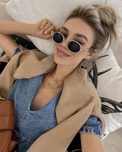 Любимые очки Версаче