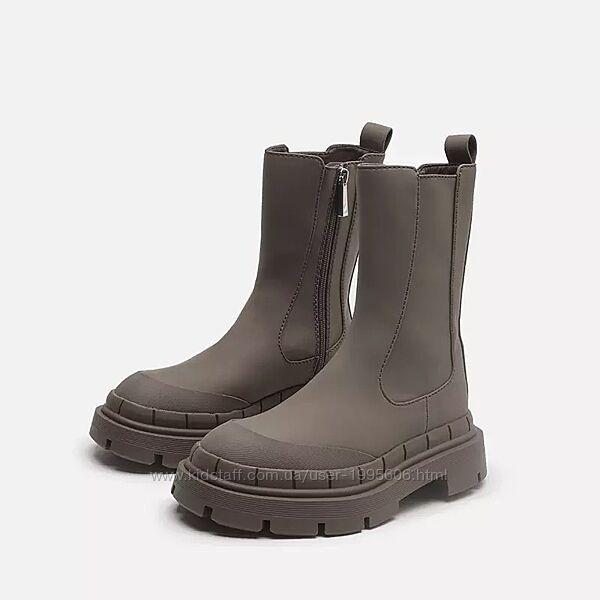 Ботинки Челси Zara Зара