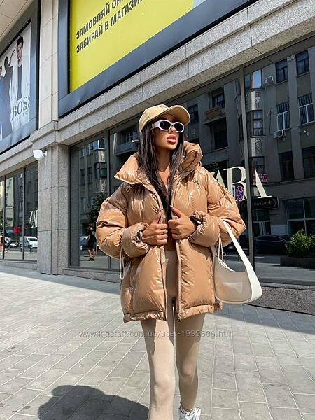 Любимая куртка парка пуховик Николь Бениньи
