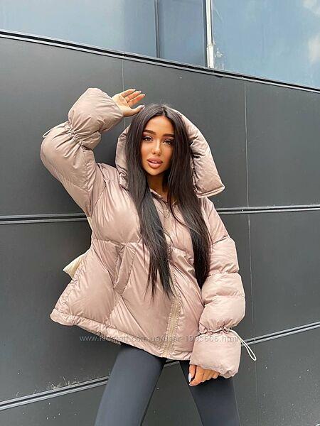 Любимая куртка парка пуховик Николь