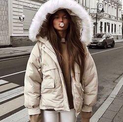 Куртка парка пуховик 2021