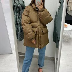 Зимняя куртка парка пуховик