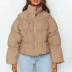 Шикарная куртка парка в стиле Zara