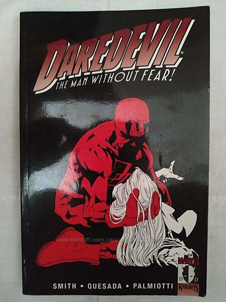 Комикс Marvel Сорвиголова Daredevil  guardian devil vol.1,  1999