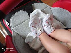 Обувь для маленьких девочек