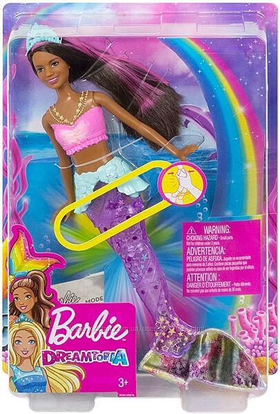 Лялька Барбі русалка barbie dreamtopia світиться хвіст
