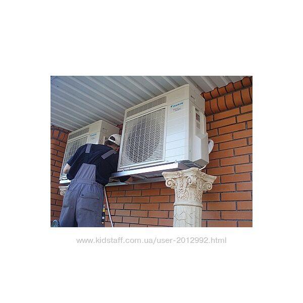 Вентиляция, кондиционирование, отопление, сервис и ремонт