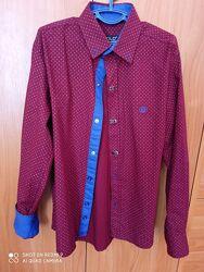 Рубашка для мальчика 128-134,134-140,140-146