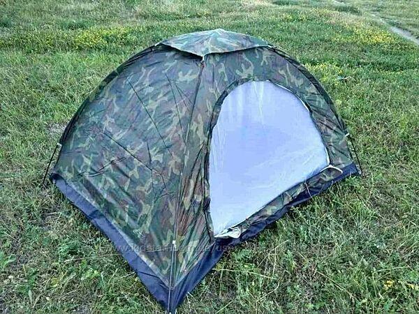 Акция. Новая палатка на 2-х.