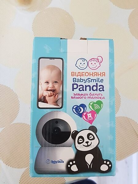 Видеоняня babysmile panda