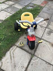 Детский велосипед Smoby BabyToo трьохколёсный дитячий ровер