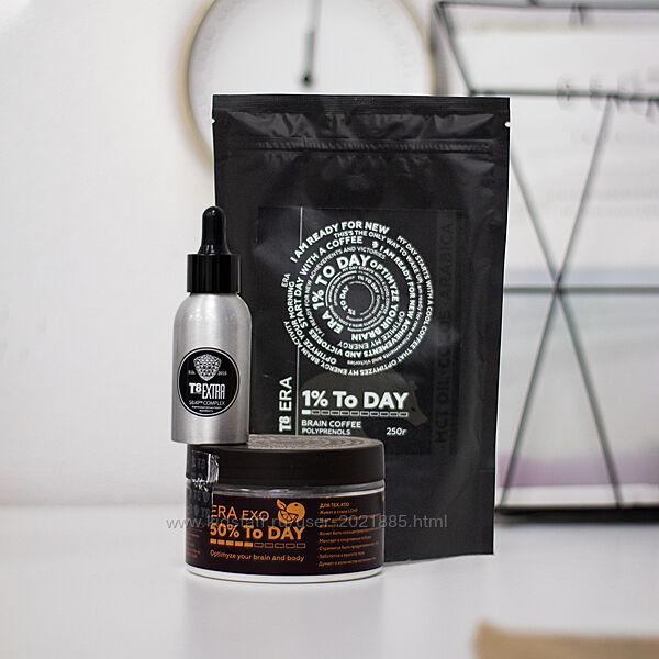 T8 BRAIN COFFEE  идеальный кофе для старта продуктивного утра