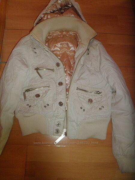 Куртка молодежная Идеальное состояние Размер 46