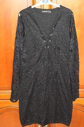 Кружевное платье Boohoo размер UK10 EUR 38 US6