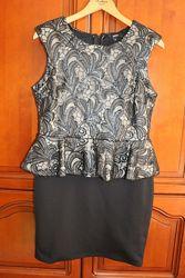 Фирменное платье Papaya размер 12-14 наш 46-48