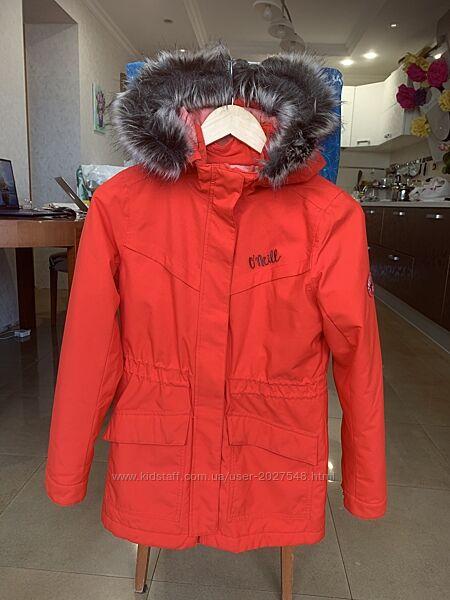 Демисезонная куртка парка для девочки ONeill рост 152