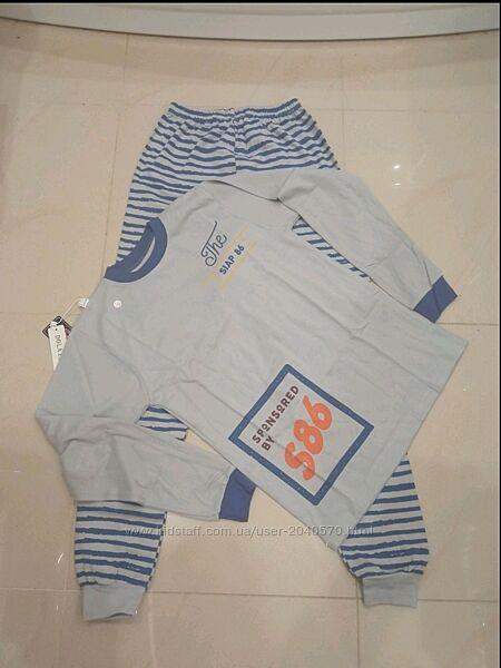 Качественная подростковая Пижама для мальчика