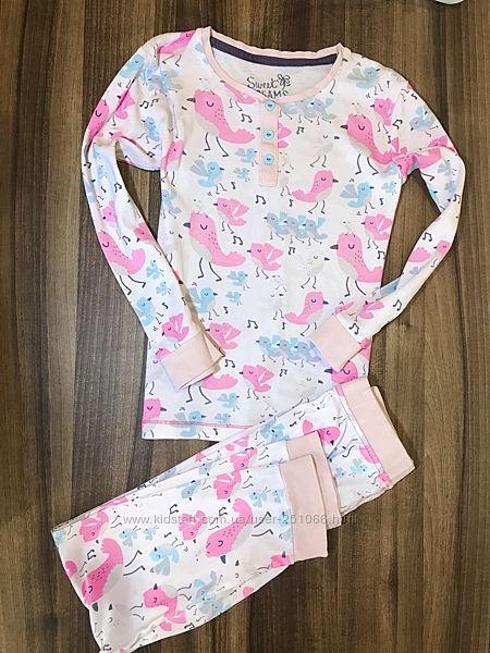 Пижама шикарная 6-8лет Marks Spencer