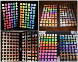 Профессиональные тени 120 цветов