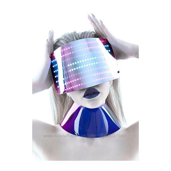 Программируемые светодиодные маска -очки.