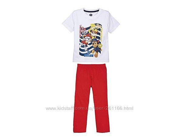 Пижамы, домашние костюмы малышу тм. Lidl Lupilu 86/92, 98/104, 110/116